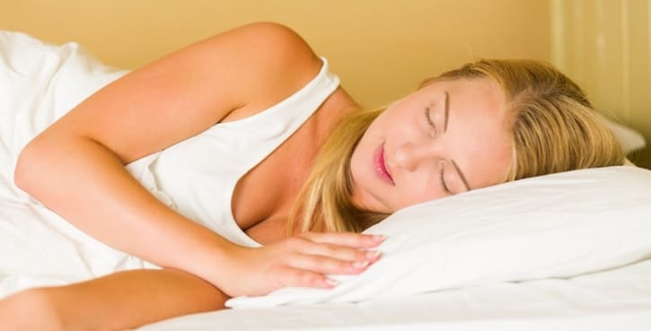 Как правильно спать чтобы похудеть