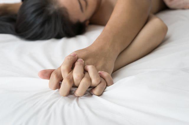 Оргазм много раз подряд
