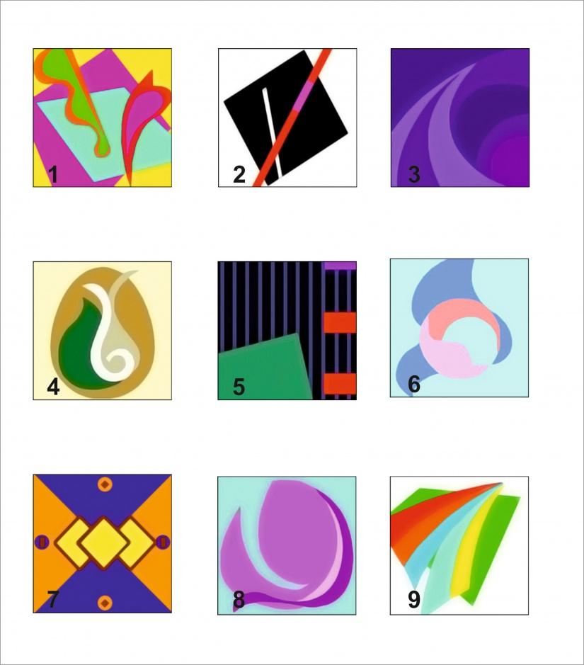 Логические загадки тесты с картинками узоров